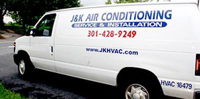J Amp K Air Conditioning Repair Gaithersburg Maryland Ac